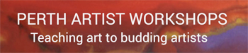 Perth Artist Workshops logo